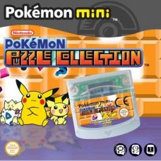 Pokémon Puzzle Collection Mini - Usado
