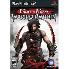 PS2 Prince Of Persia El Alma Del Guerrero - Usado