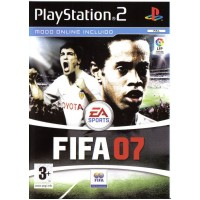 PS2 Fifa 07 - Usado