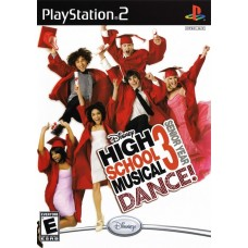 PS2 High School Musical 3: Senior Year - Usado