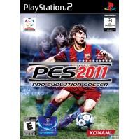 PS2 Pro Evolution Soccer 2011 - Usado