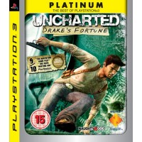 PS3 Uncharted:Drake`s Fortune - Usado