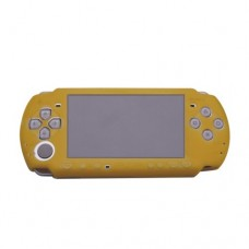 PSP 2000/3000 Capa de Silicone Ultra Slim Amarela