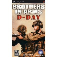 PSP Brothers in Arms D-Day - Usado
