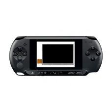 Substituição LCD PSP E1000