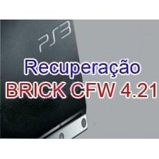 Reparação de Brick em PS3