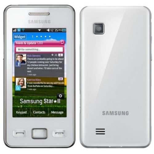 Samsung Star 2 GT-S5260 Livre - Usado