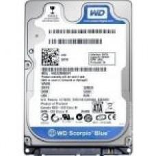 """Disco Interno 320GB 2.5"""" SATA WD SCORPIO BLUE"""