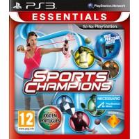 PS3 Sports Champions- Usado