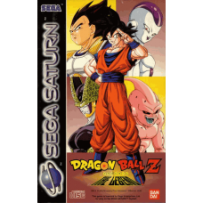SATURN Dragon Ball Z The Legend - Usado