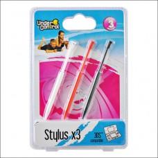 3DS Canetas Stylus - Novo