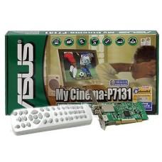 Placa de TV  ASUS My Cinema- P7131TV Analogica c/ Remote