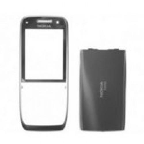 Tampa Nokia A+B E52 Cinza