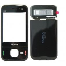 Tampa Nokia A+B N85 Cinza Escura