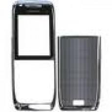 Tampa Nokia E51 Branco/ Cinza