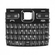 Teclado Qwerty Nokia E72 Preto - NOVO