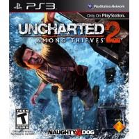 PS3 Uncharted 2:Among Thieves - Usado