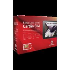 Vodafone Cartão Sim/Micro-Sim Banda Larga Móvel