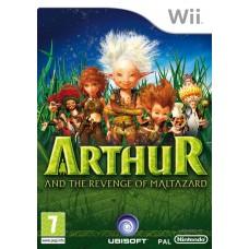 Wii Arthur and the Revenge of Maltazard - Usado
