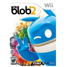Wii de Blob 2 - Usado
