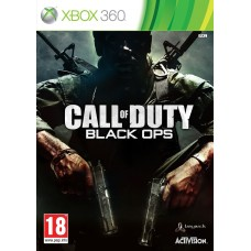 XBOX360 Call of Duty Black Ops - Usado
