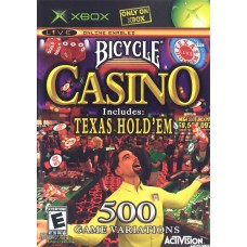 XBOX Bicycle Casino - Usado