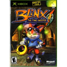 XBOX Blinx The Time Sweeper - Usado