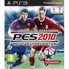 PS3 PES 2010 - USADO SEM CAIXA